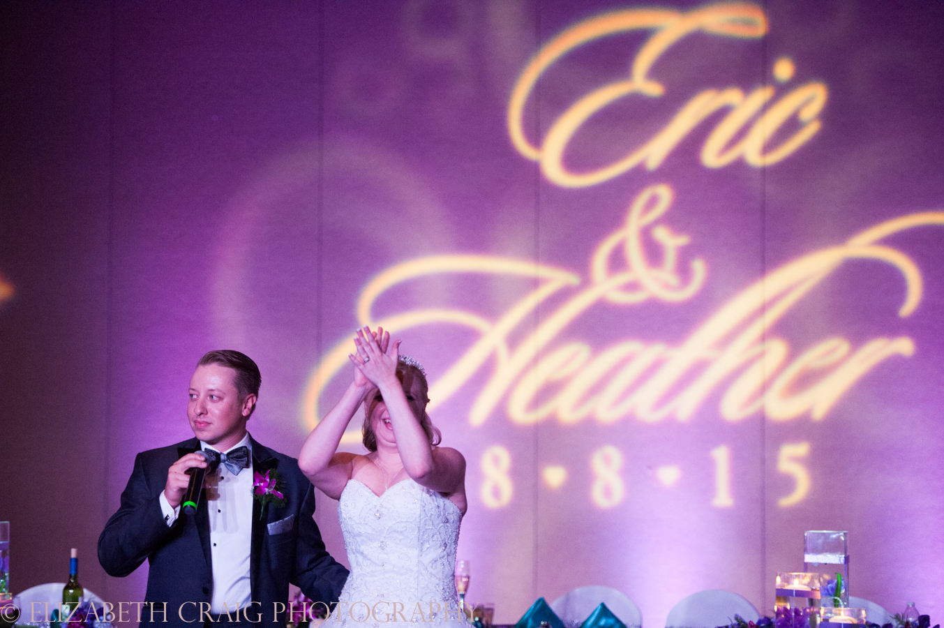 Wyndham Grand Pittsburgh Wedding and Reception Photos -0032