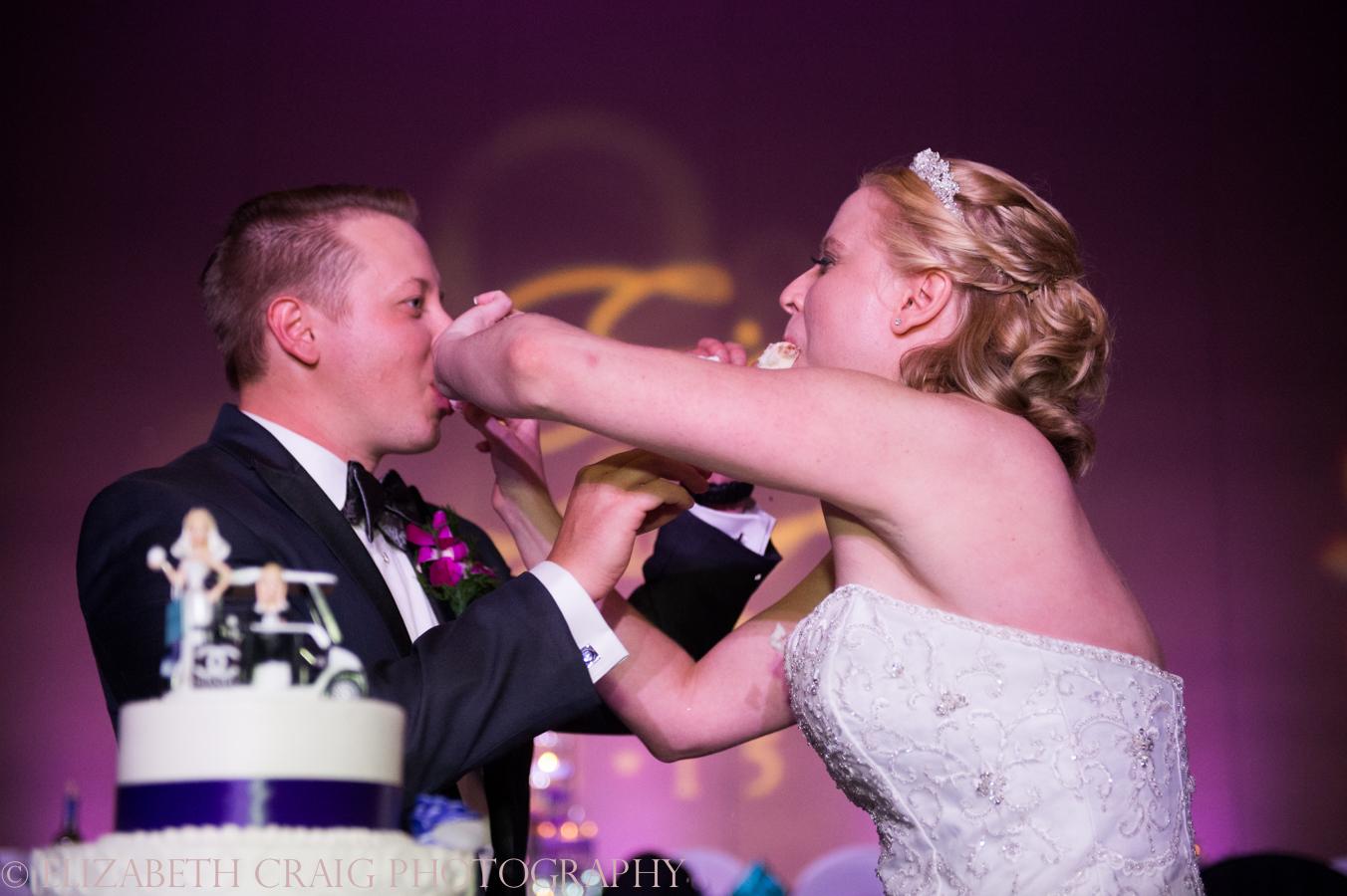 Wyndham Grand Pittsburgh Wedding and Reception Photos -0035