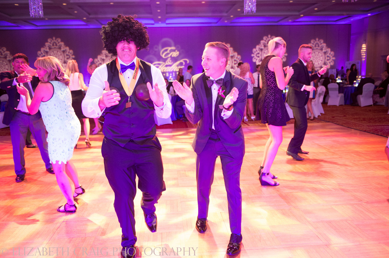 Wyndham Grand Pittsburgh Wedding and Reception Photos -0043