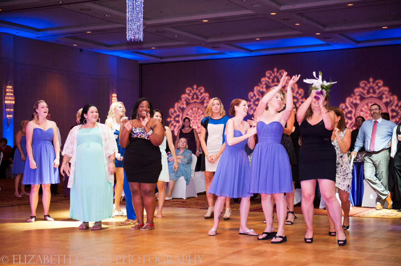 Wyndham Grand Pittsburgh Wedding and Reception Photos -0051