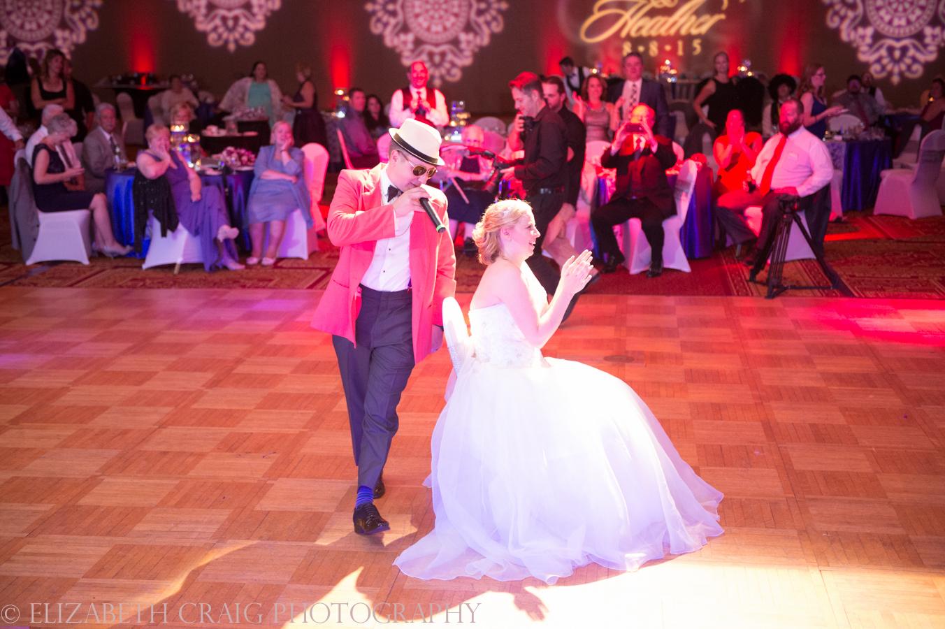 Wyndham Grand Pittsburgh Wedding and Reception Photos -0053