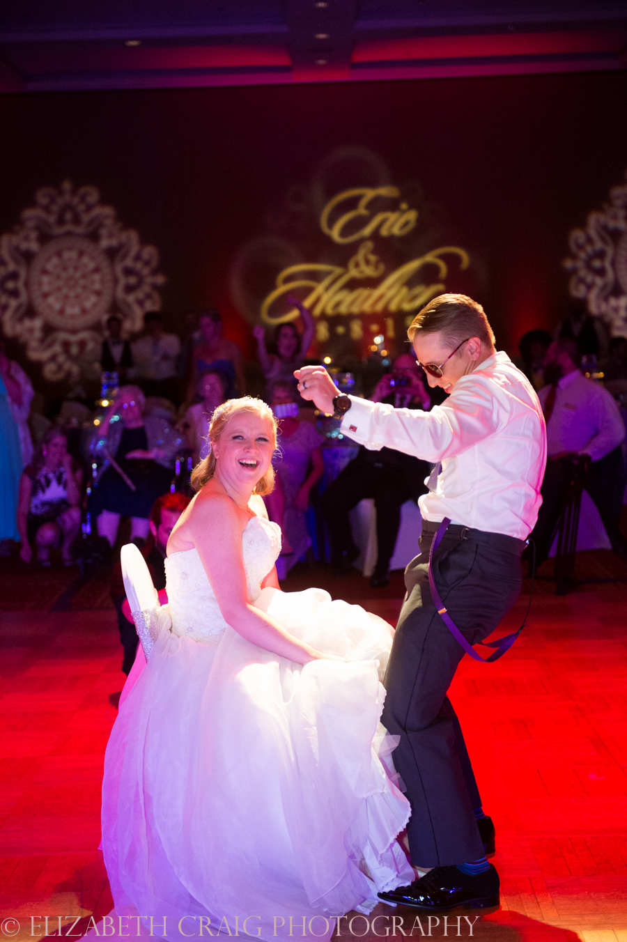Wyndham Grand Pittsburgh Wedding and Reception Photos -0058