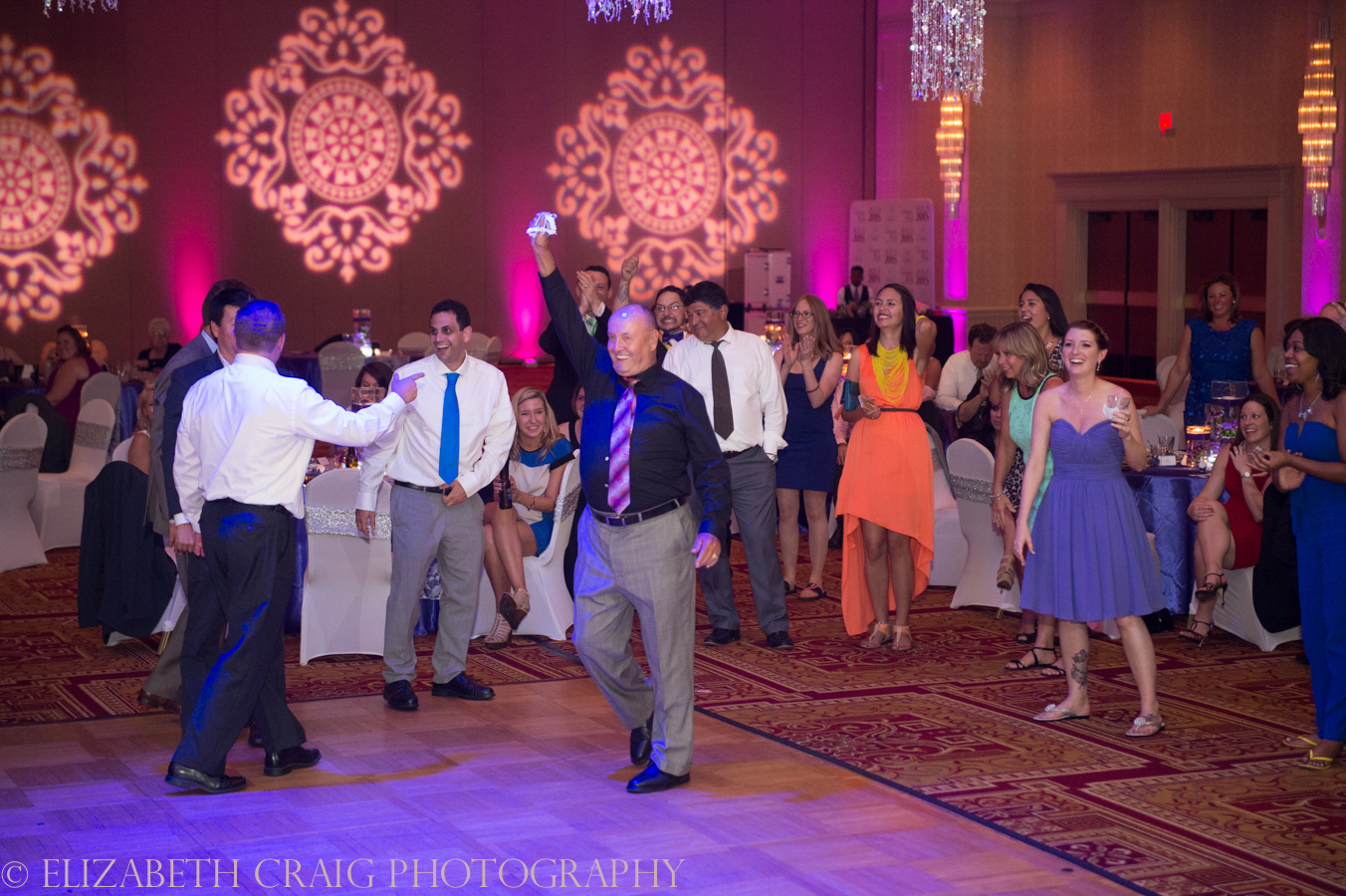 Wyndham Grand Pittsburgh Wedding and Reception Photos -0064