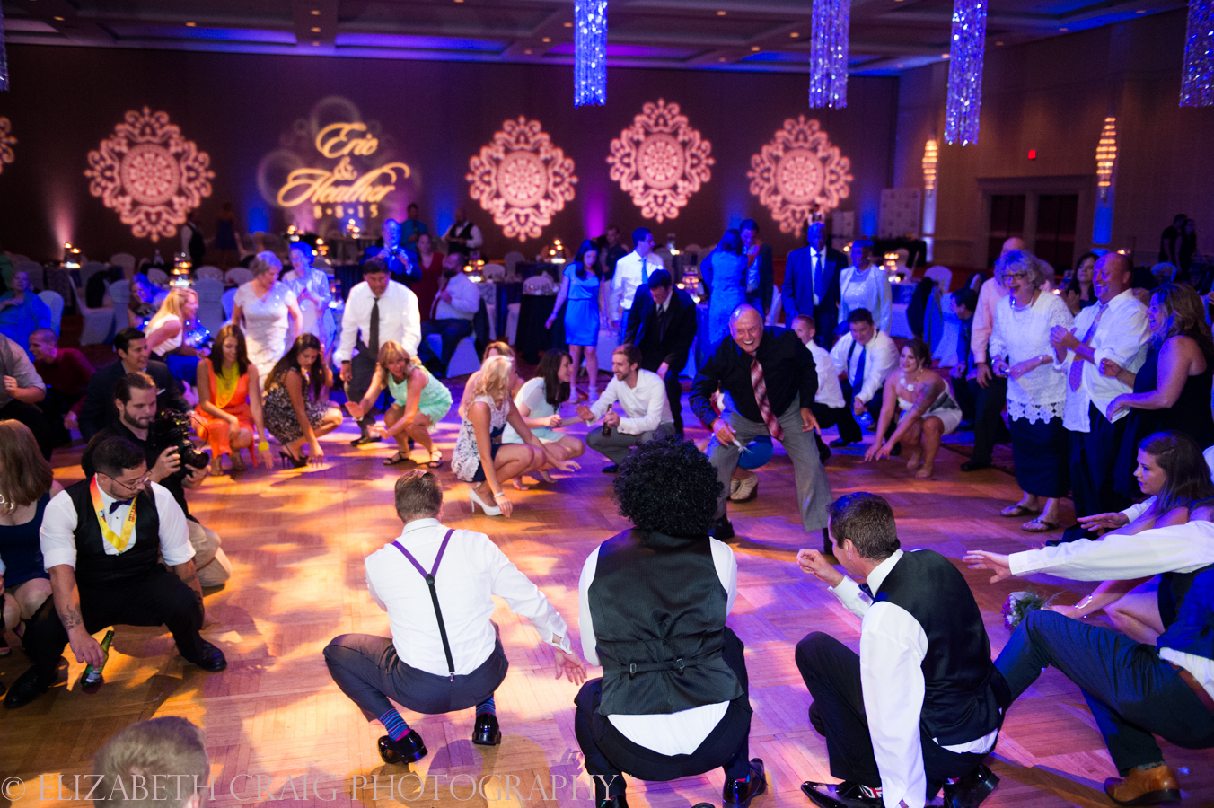 Wyndham Grand Pittsburgh Wedding and Reception Photos -0068
