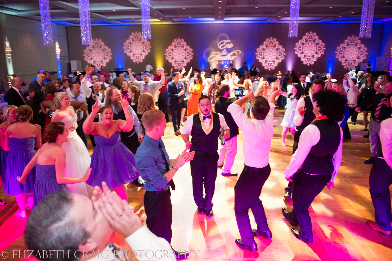 Wyndham Grand Pittsburgh Wedding and Reception Photos -0070