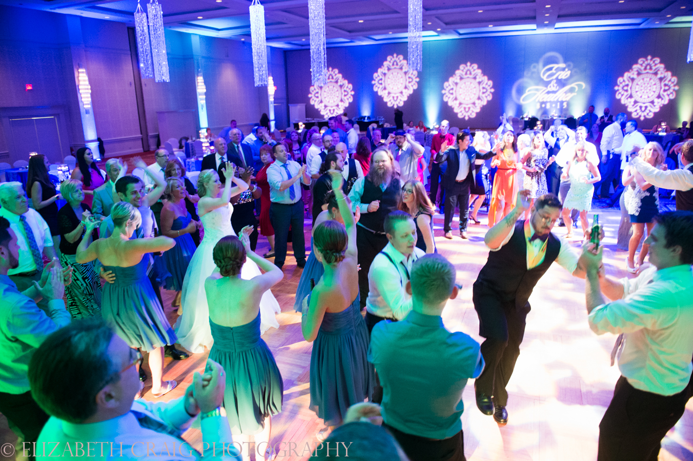 Wyndham Grand Pittsburgh Wedding and Reception Photos -0071