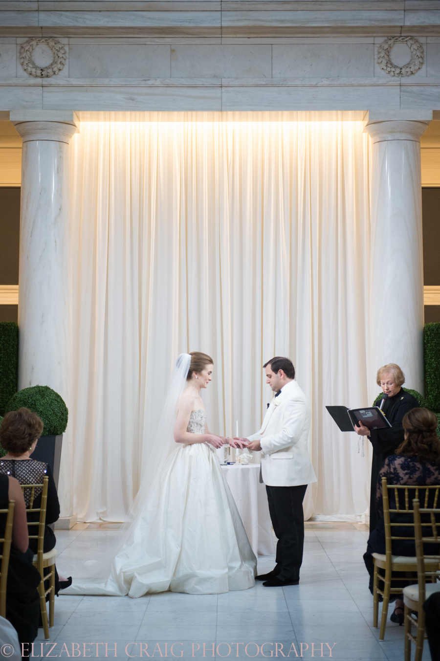 Carnegie Museum Hall of Sculpture Weddings-30