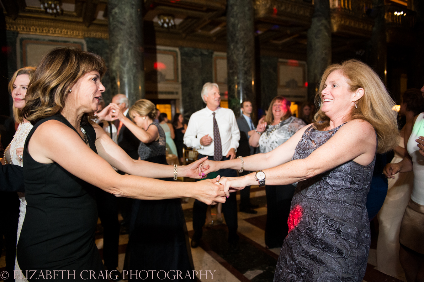 Carnegie Museum Music Hall Foyer Wedding Receptions-0148