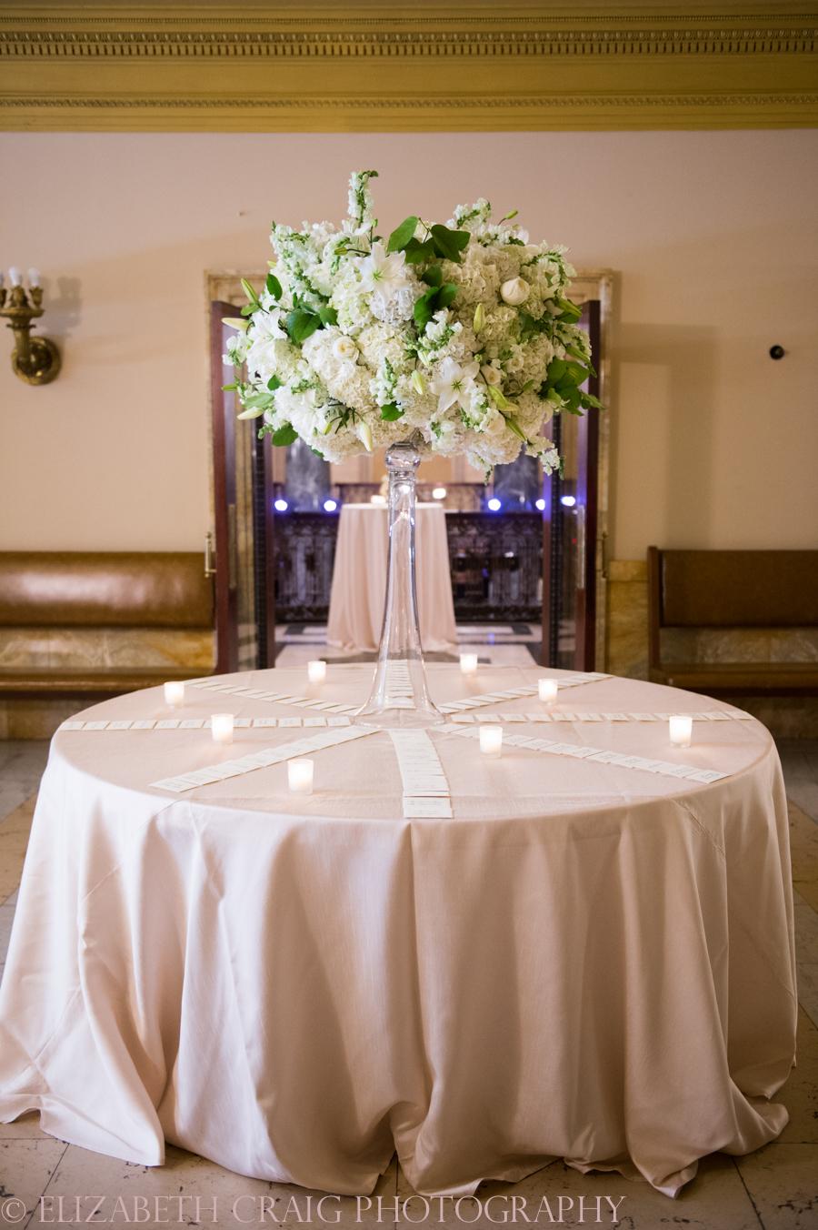 Carnegie Museum Music Hall Foyer Wedding Receptions-1