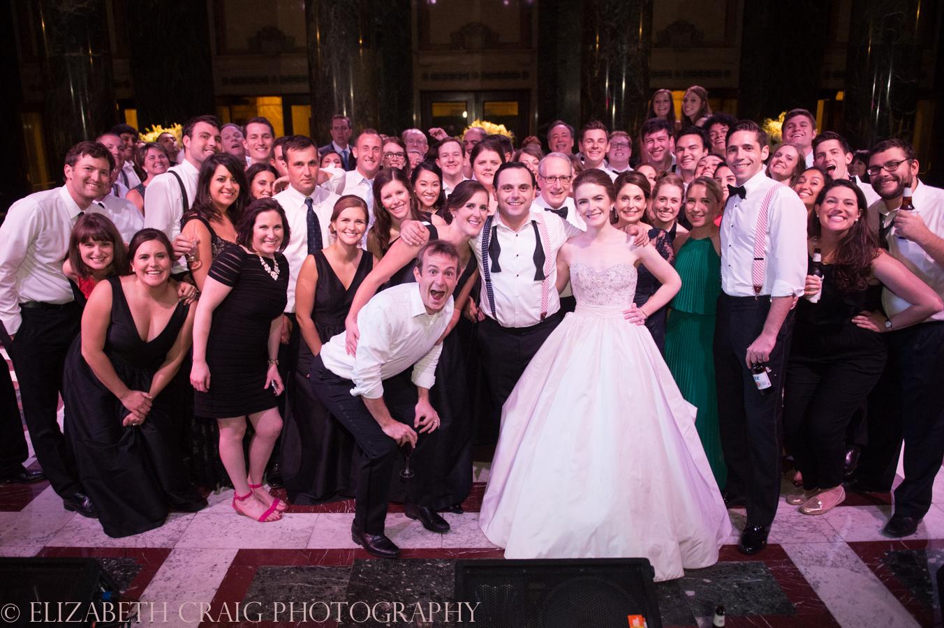 Carnegie Museum Music Hall Foyer Wedding Receptions-101