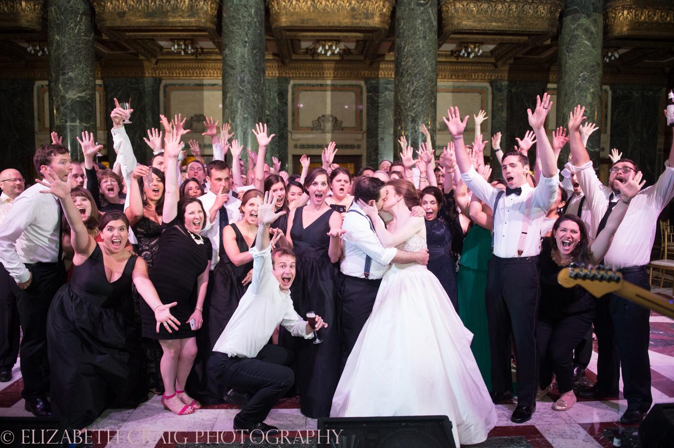 Carnegie Museum Music Hall Foyer Wedding Receptions-102
