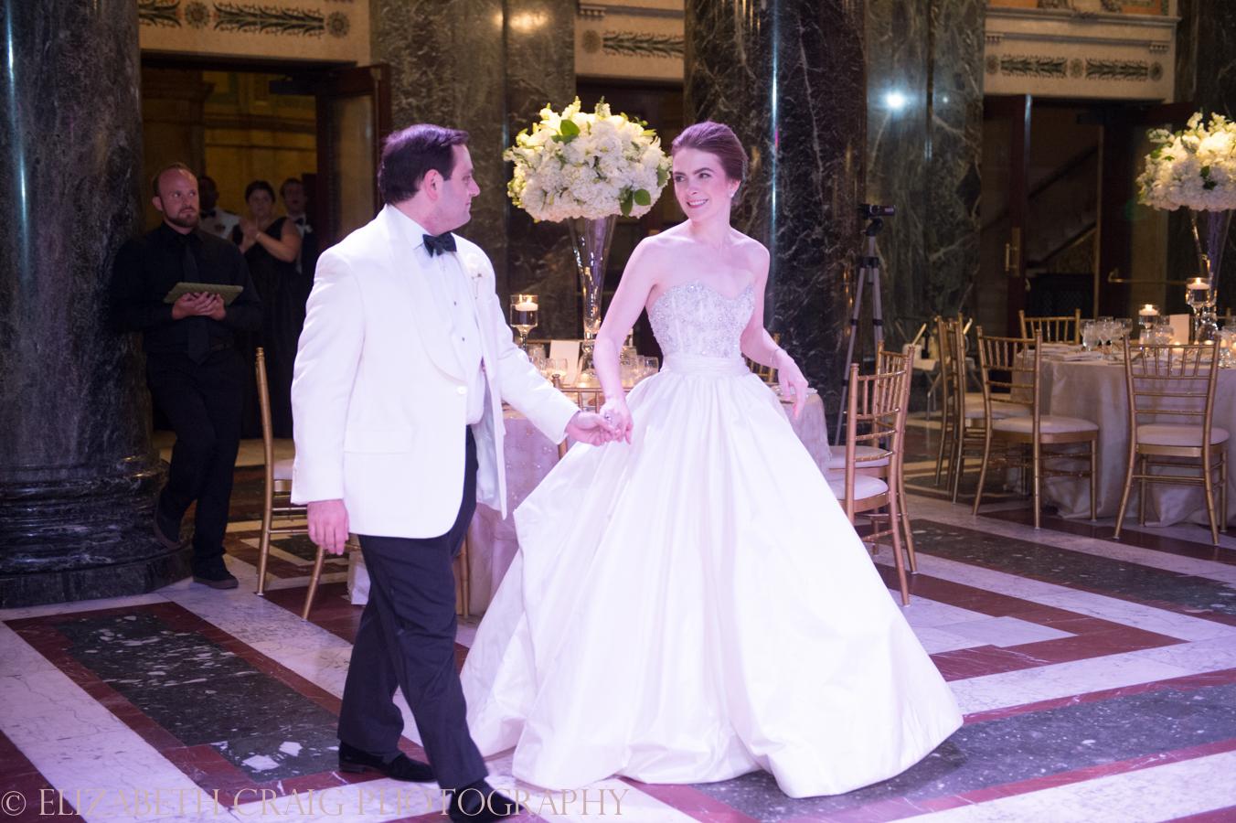 Carnegie Museum Music Hall Foyer Wedding Receptions-11