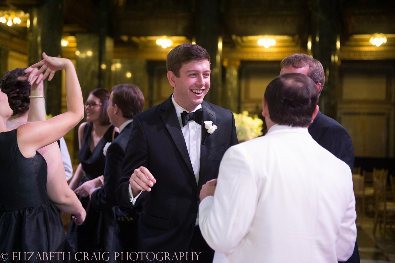Carnegie Museum Music Hall Foyer Wedding Receptions-14
