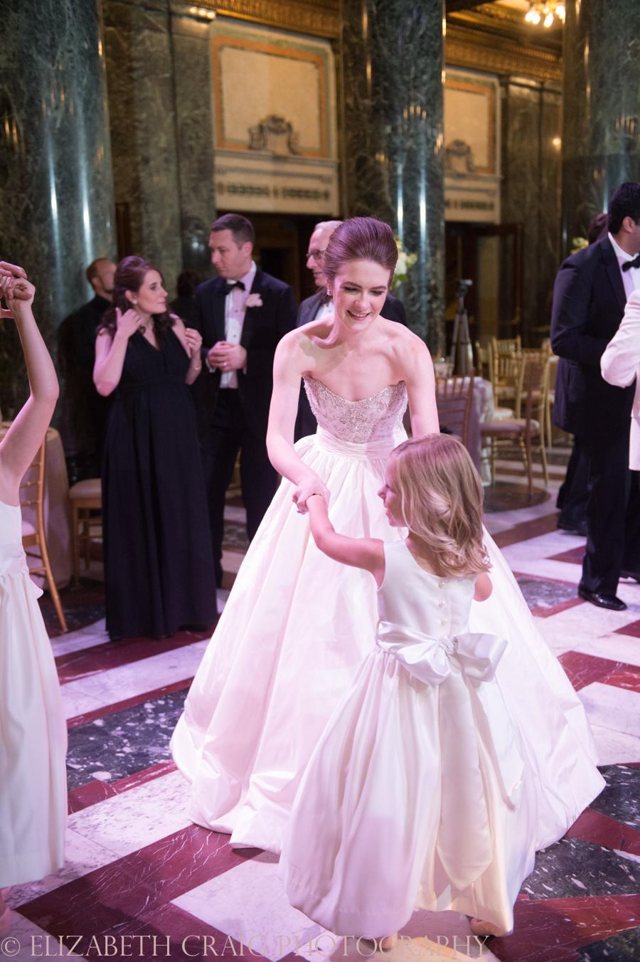 Carnegie Museum Music Hall Foyer Wedding Receptions-16