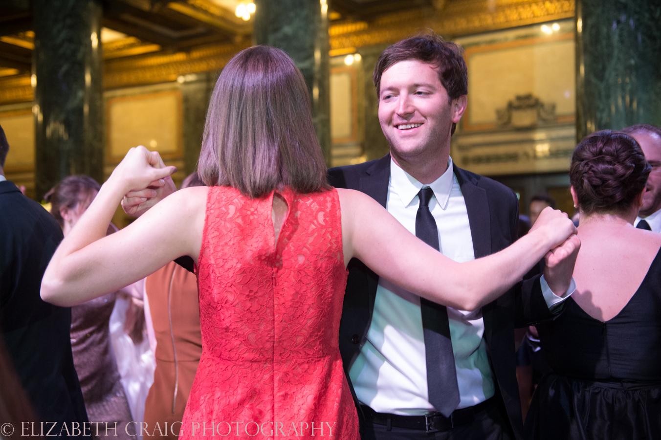 Carnegie Museum Music Hall Foyer Wedding Receptions-22