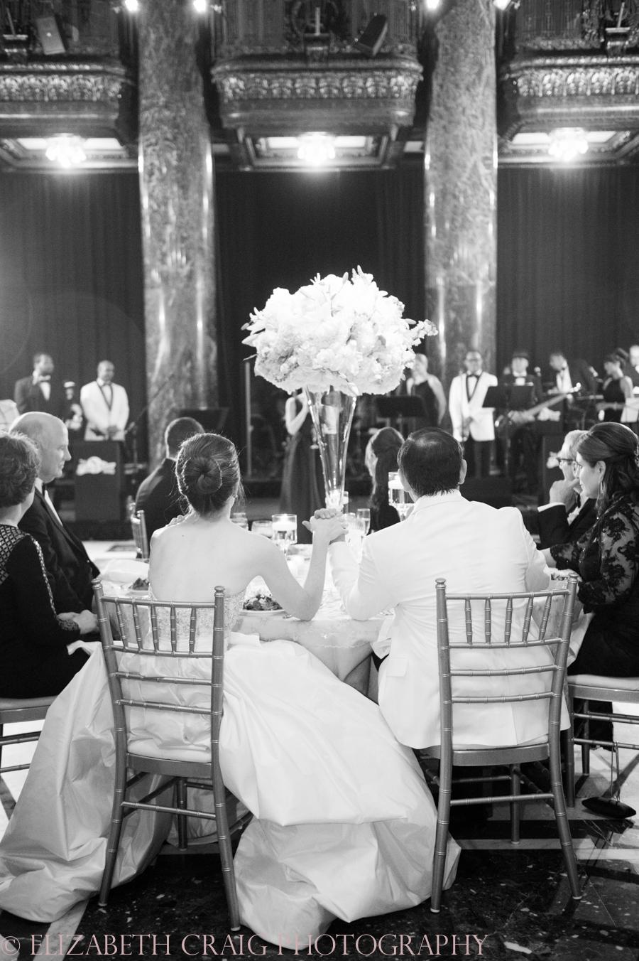 Carnegie Museum Music Hall Foyer Wedding Receptions-30