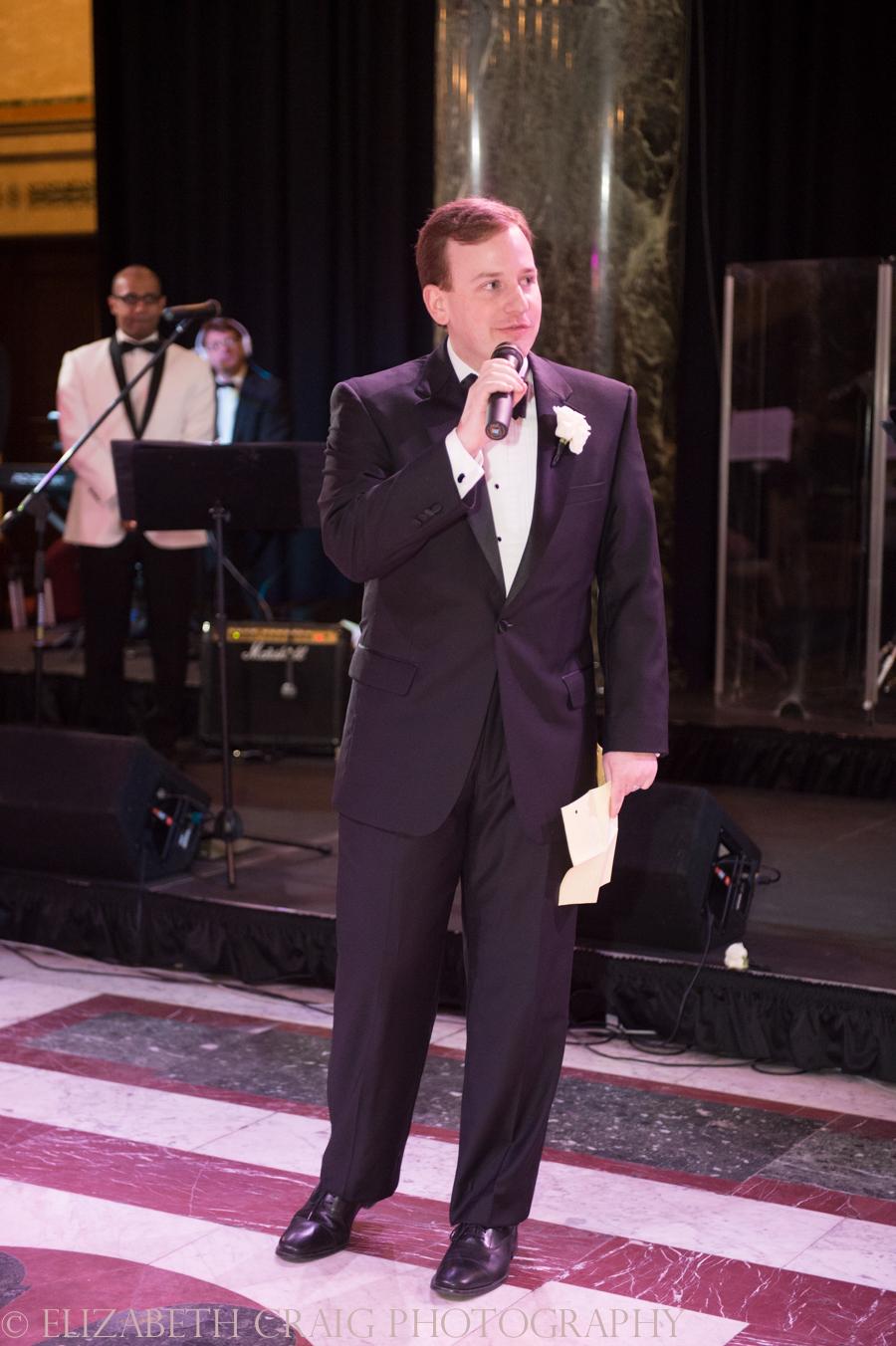Carnegie Museum Music Hall Foyer Wedding Receptions-37