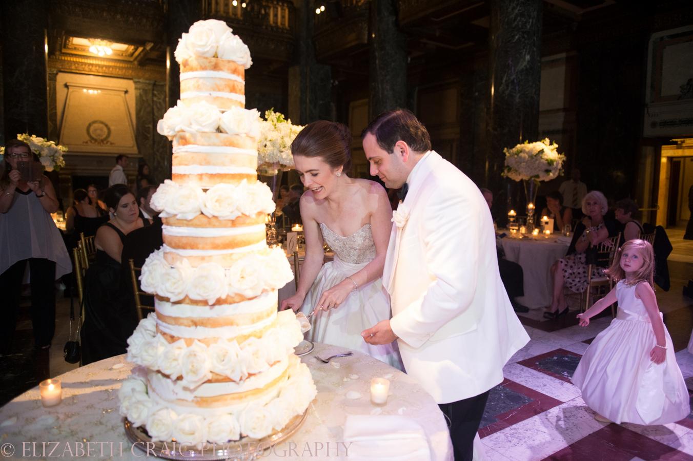 Carnegie Museum Music Hall Foyer Wedding Receptions-43
