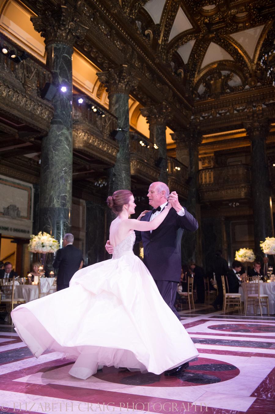 Carnegie Museum Music Hall Foyer Wedding Receptions-49