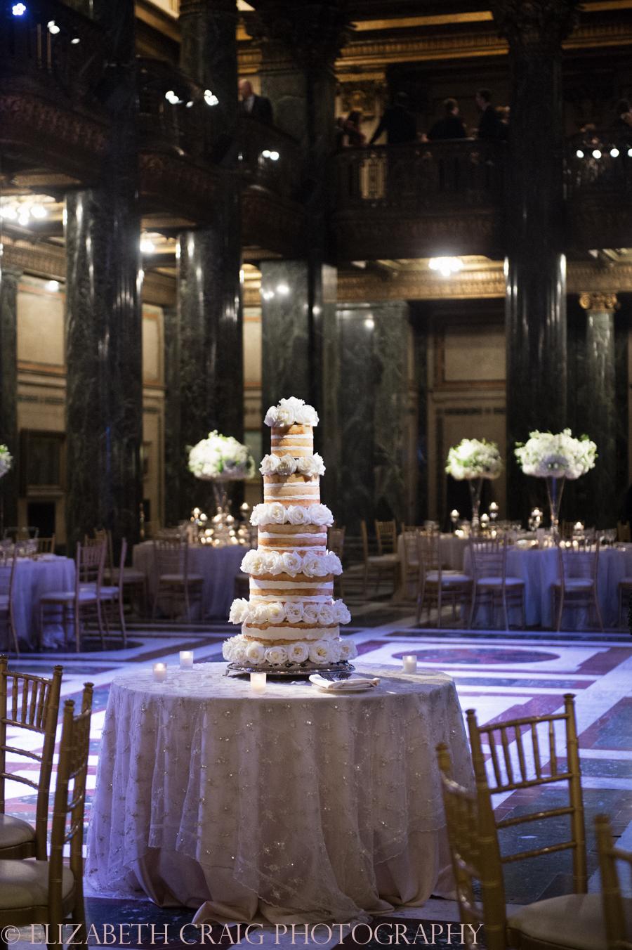 Carnegie Museum Music Hall Foyer Wedding Receptions-8
