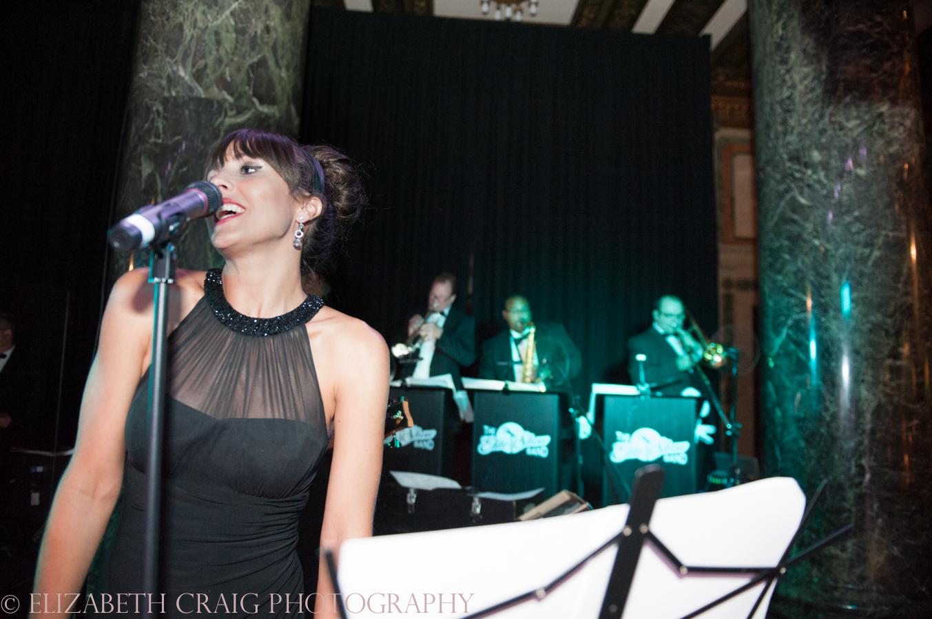 Carnegie Museum Music Hall Foyer Wedding Receptions-85