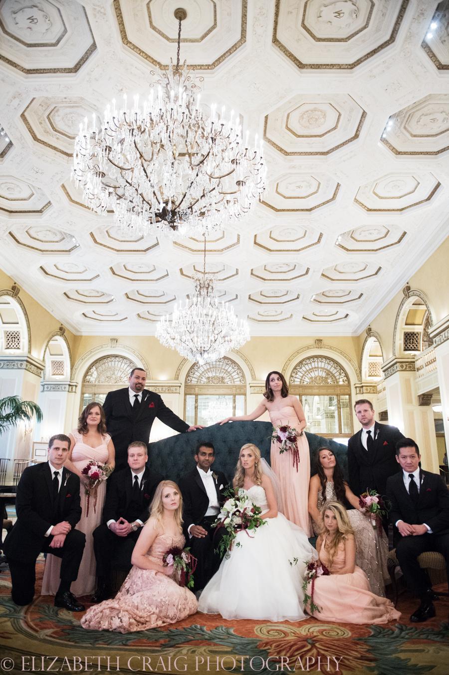Mellon Park Wedding Photos | Omni William Penn-25