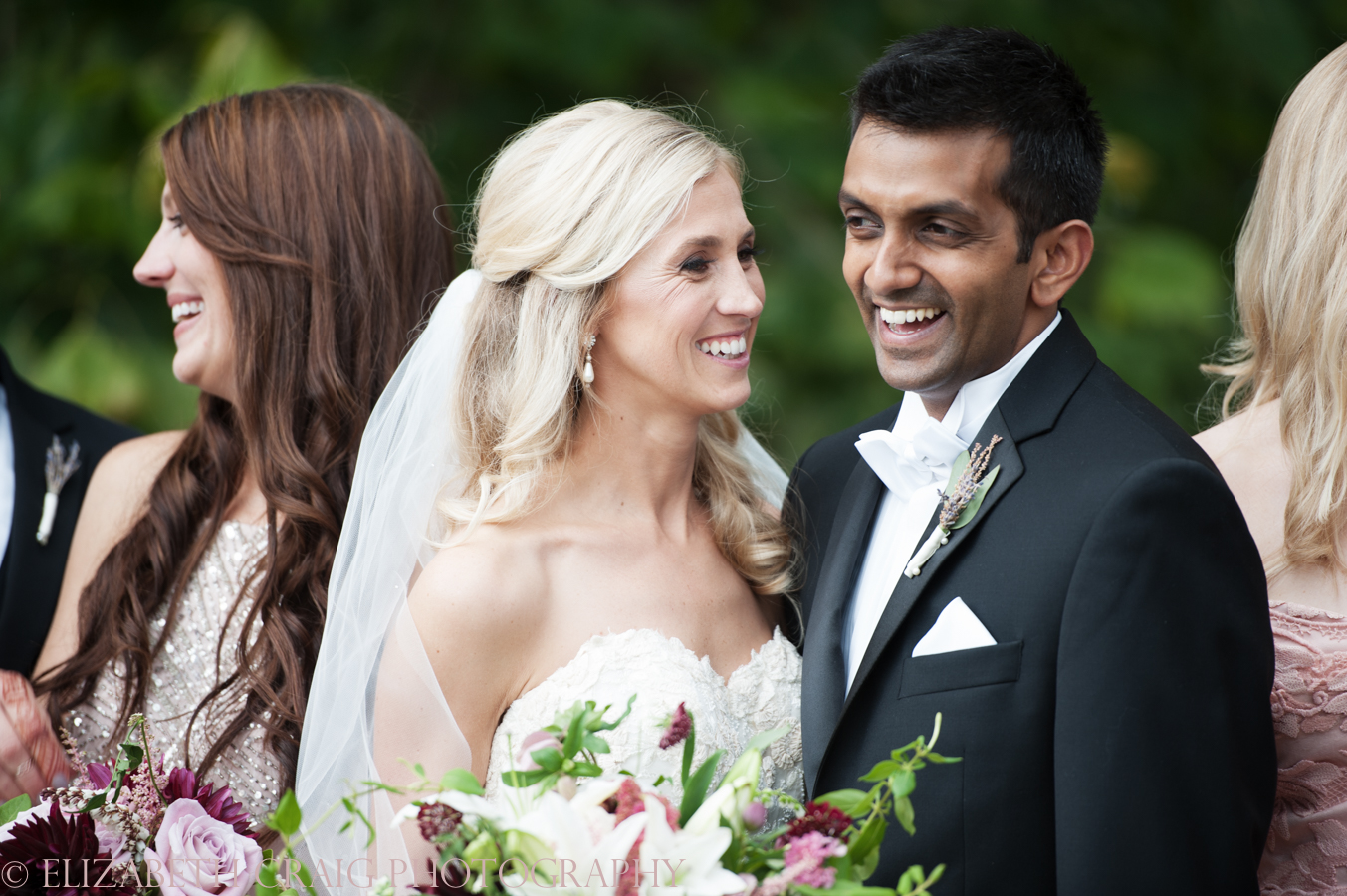 Mellon Park Wedding Photos | Omni William Penn-9