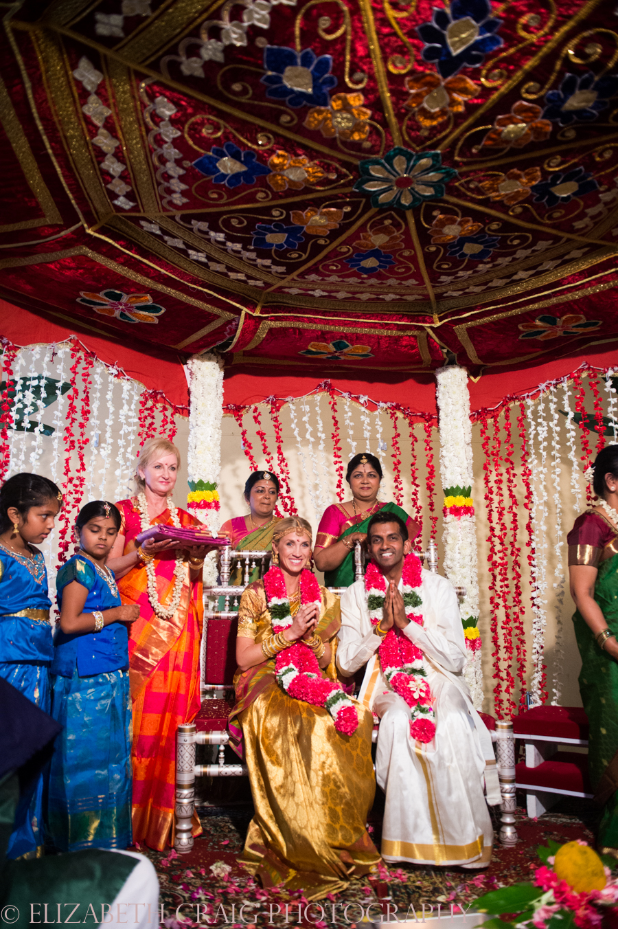 Monroeville Jain Temple Indian Weddings-26