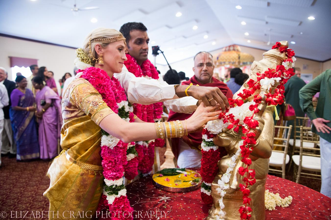 Monroeville Jain Temple Indian Weddings-36