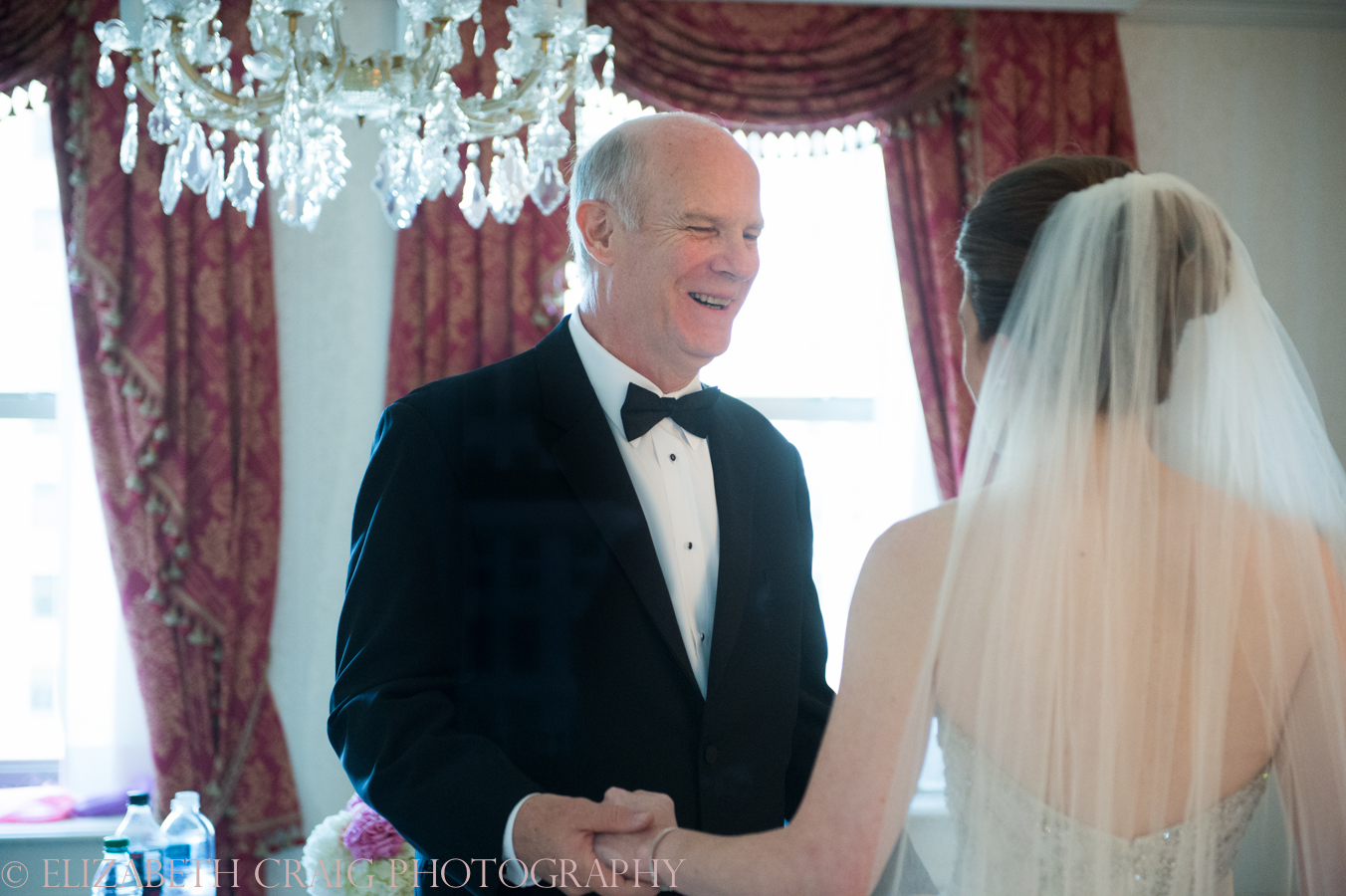 Omni William Penn Getting Ready Wedding Day Photos | Renaissance Suite-41