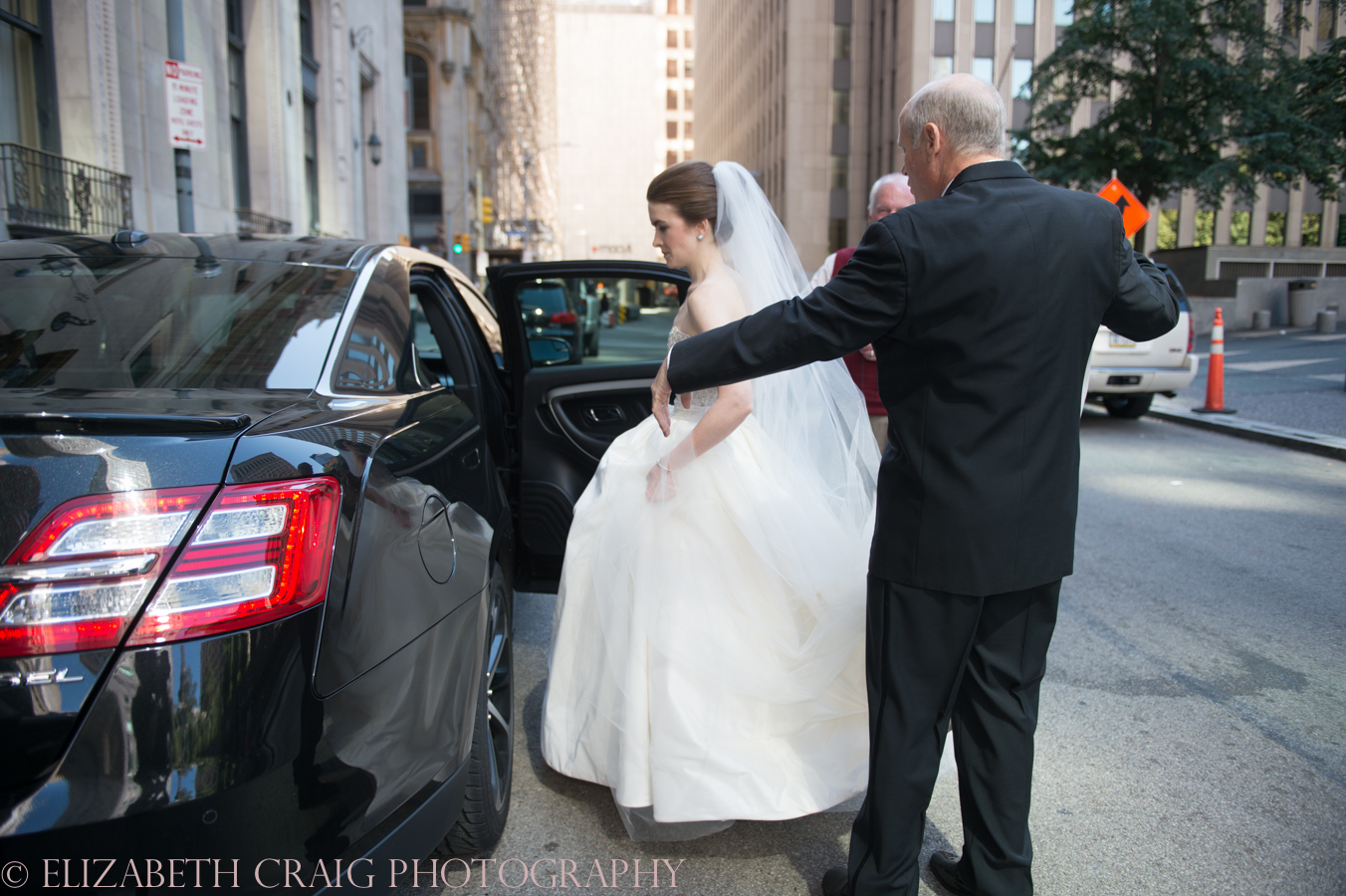 Omni William Penn Getting Ready Wedding Day Photos | Renaissance Suite-46