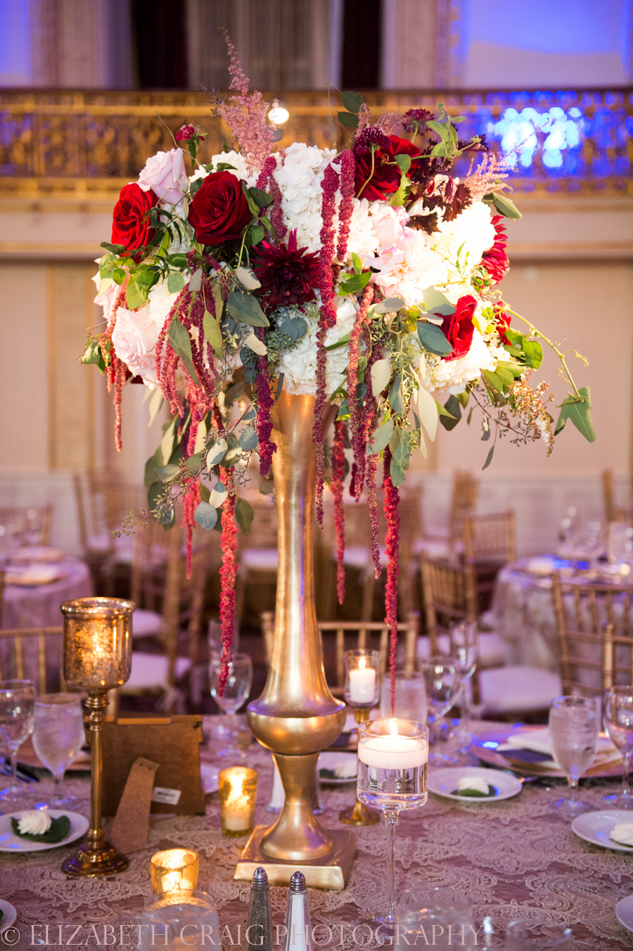 Omni WIlliam Penn Weddings & Receptions Grand Ballroom-3