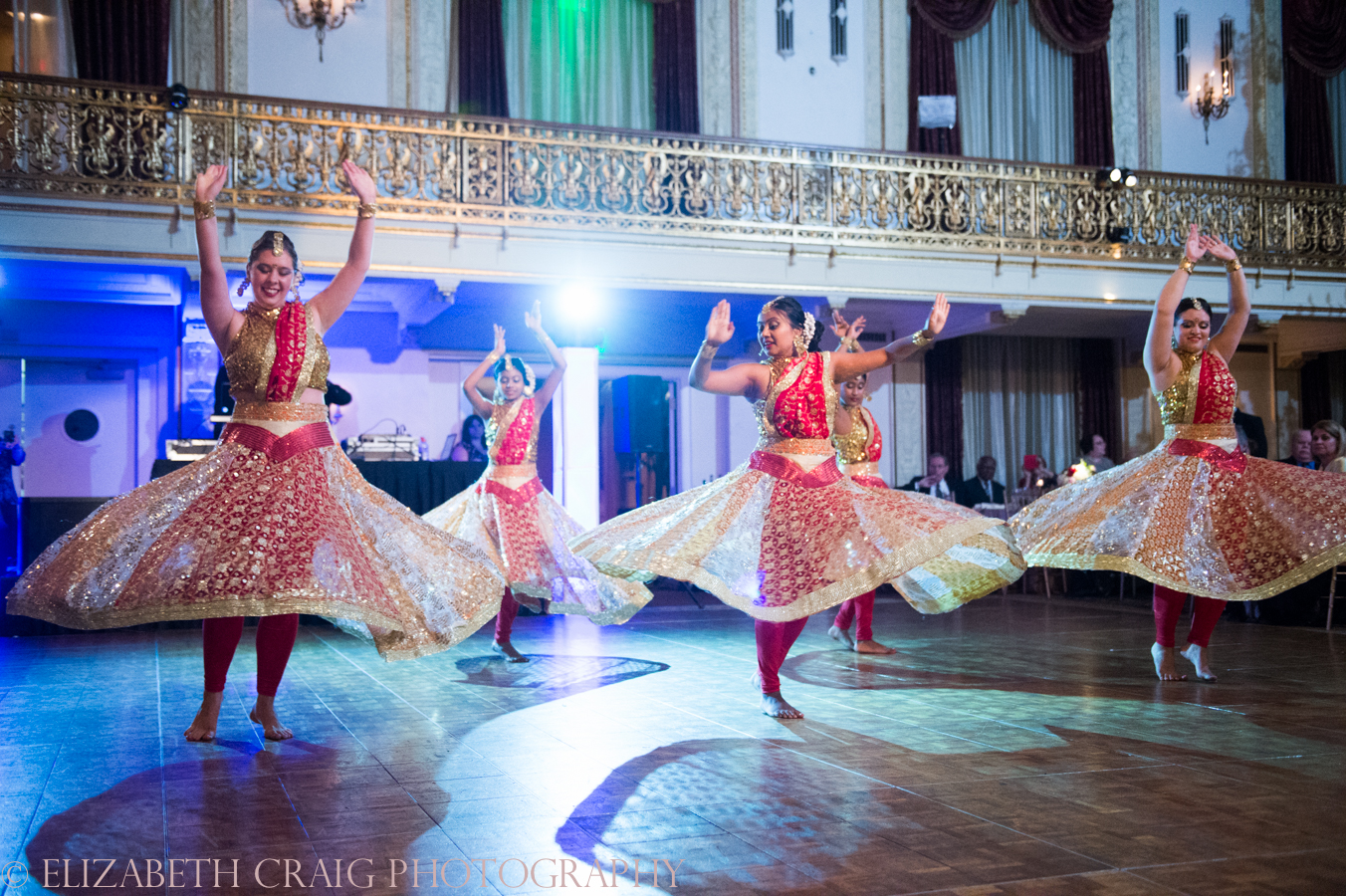 Omni WIlliam Penn Weddings & Receptions Grand Ballroom-60