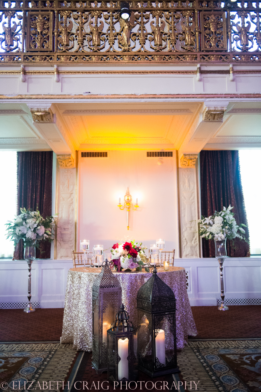 Omni WIlliam Penn Weddings & Receptions Grand Ballroom-7