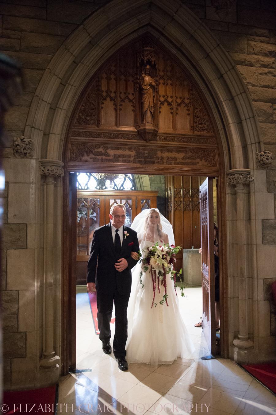 Pittsburgh First Presbyterian Church Weddings-13