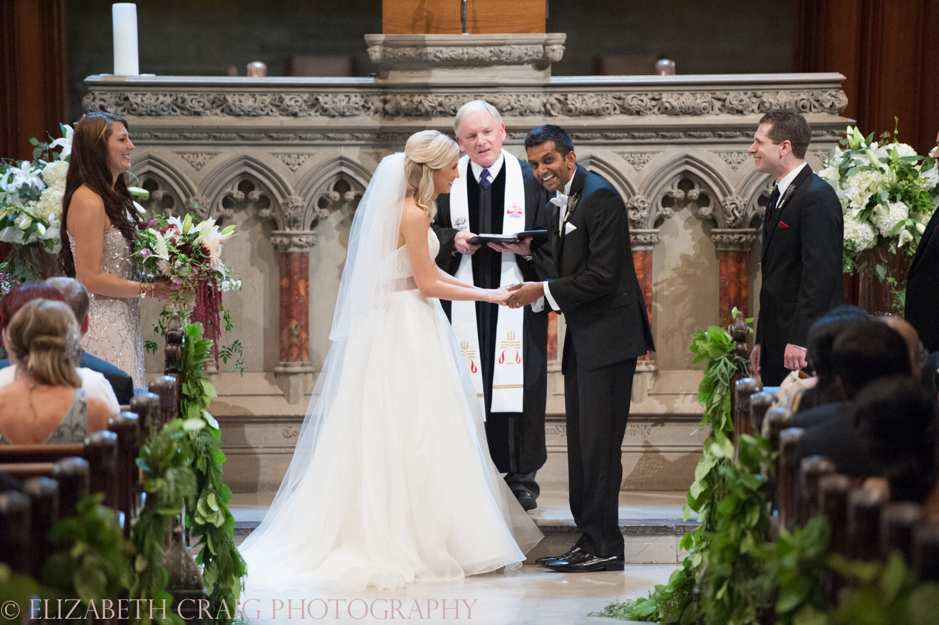 Pittsburgh First Presbyterian Church Weddings-31