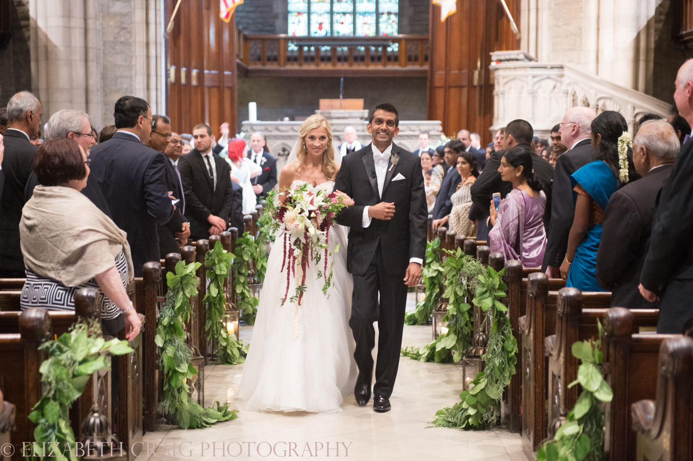 Pittsburgh First Presbyterian Church Weddings-35