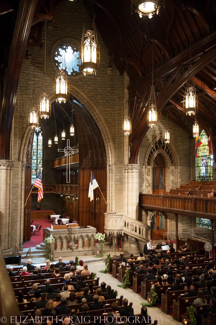 Pittsburgh First Presbyterian Church Weddings-8