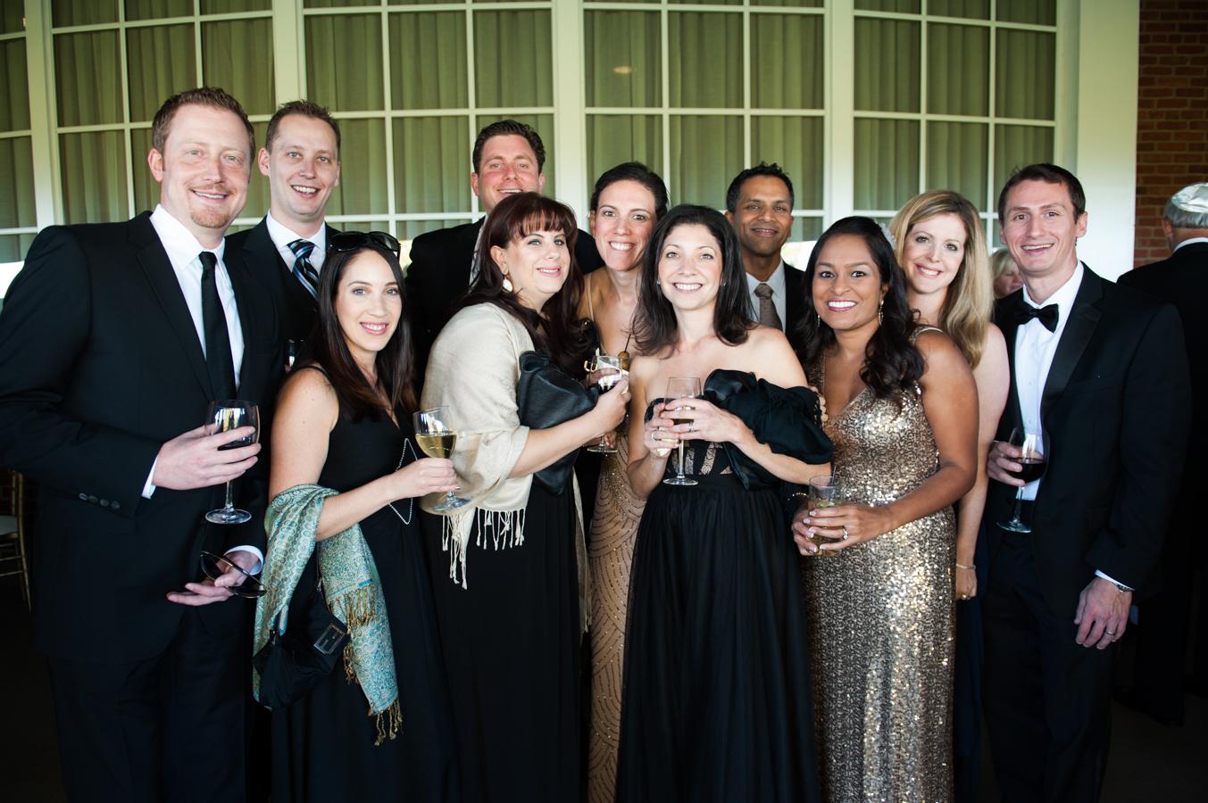 Pittsburgh Field Club Weddings | Elizabeth Craig Photography-127