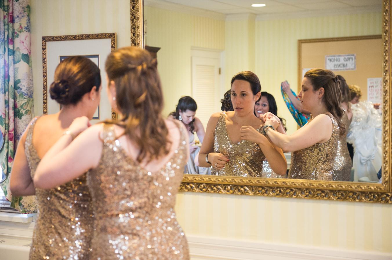 Pittsburgh Field Club Weddings | Elizabeth Craig Photography-16