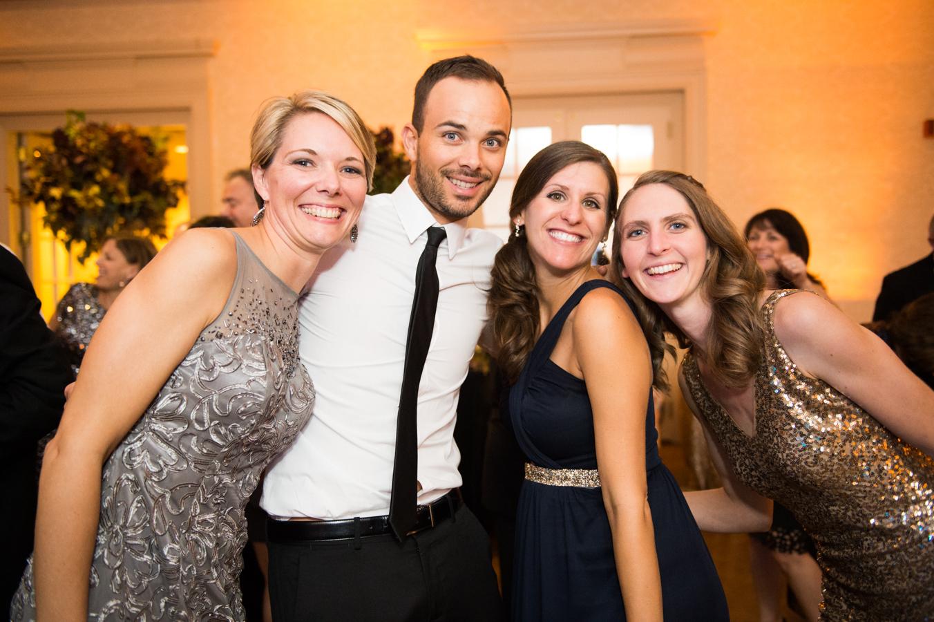 Pittsburgh Field Club Weddings | Elizabeth Craig Photography-215