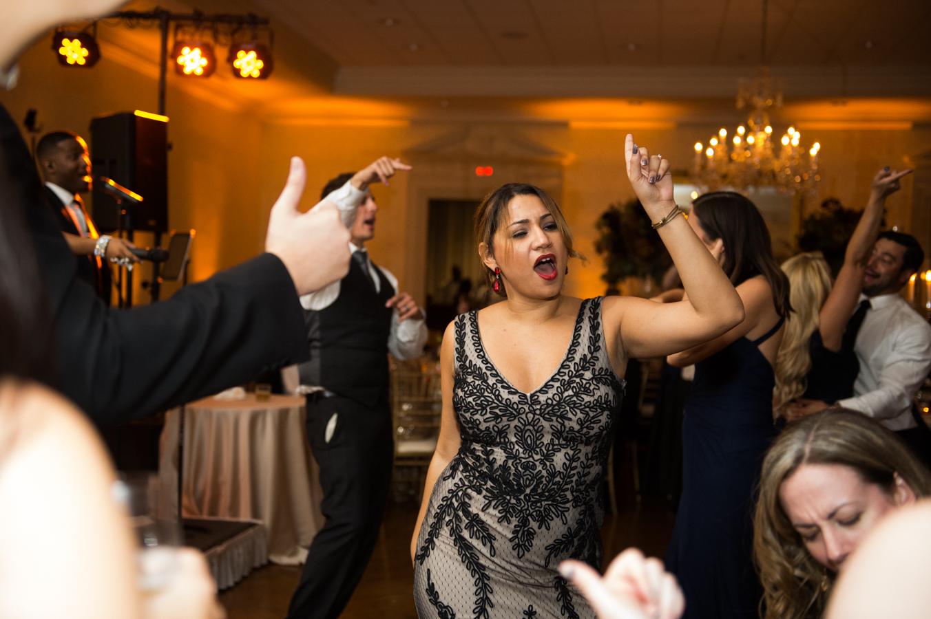 Pittsburgh Field Club Weddings | Elizabeth Craig Photography-217