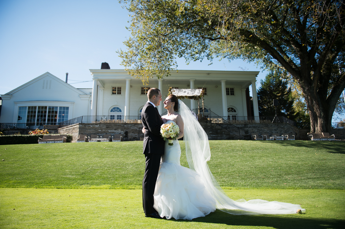 Pittsburgh Field Club Weddings | Elizabeth Craig Photography-51