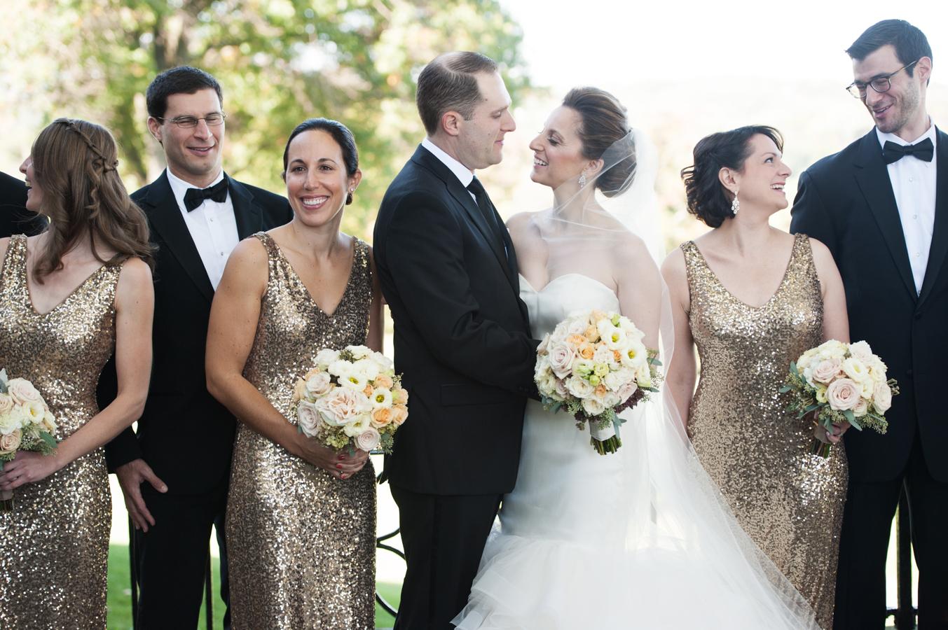 Pittsburgh Field Club Weddings | Elizabeth Craig Photography-59