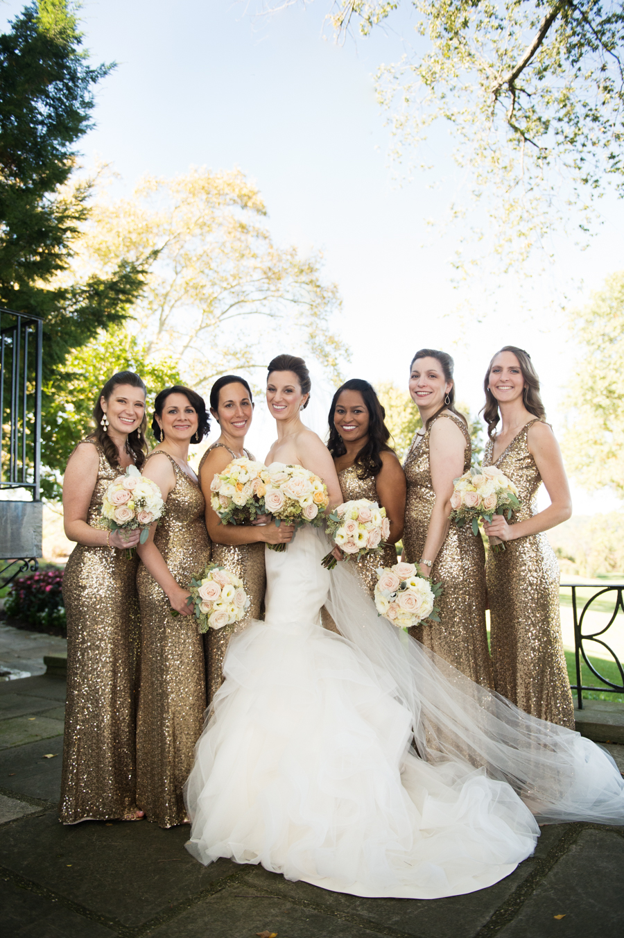 Pittsburgh Field Club Weddings | Elizabeth Craig Photography-62