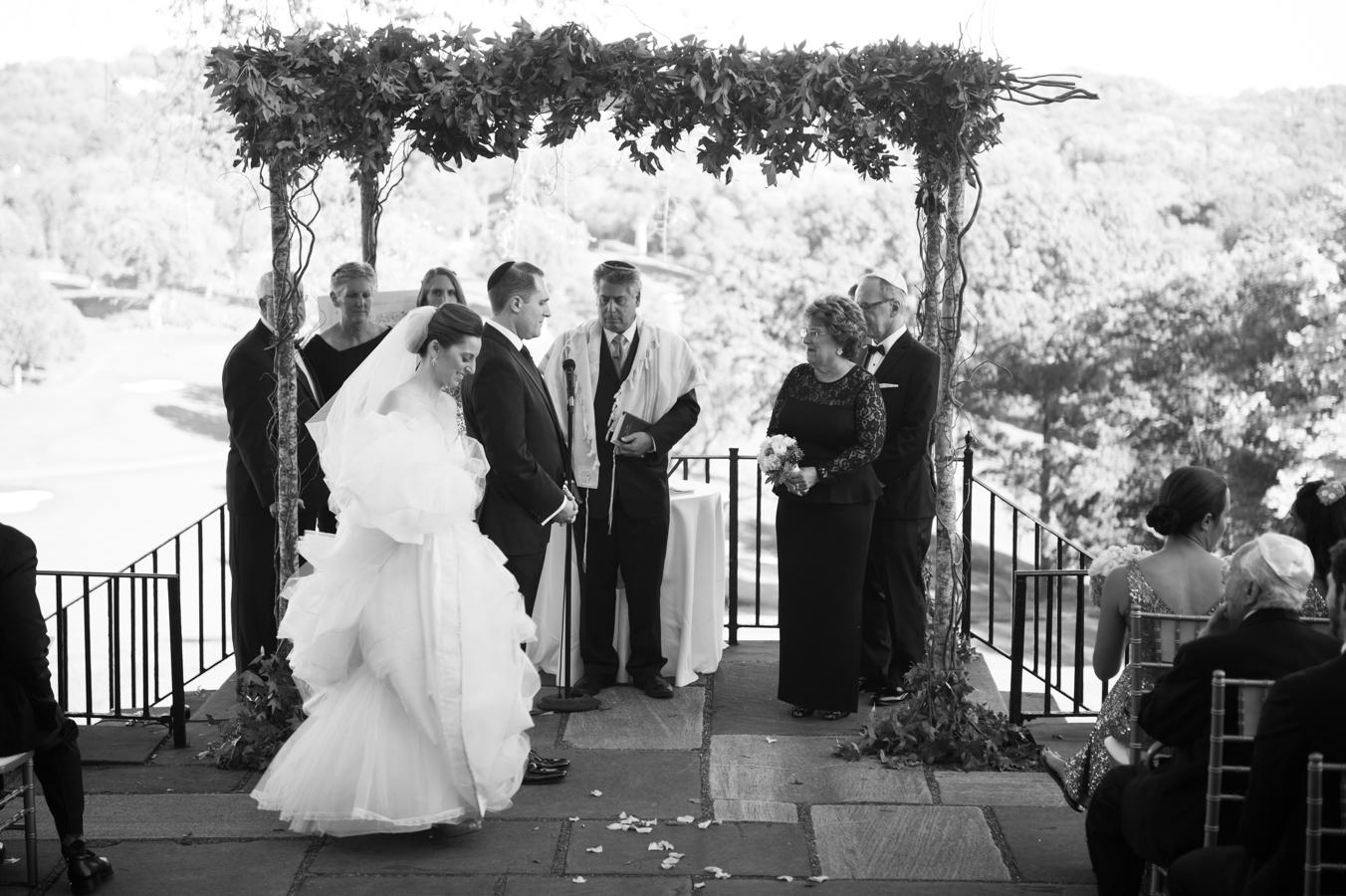 Pittsburgh Field Club Weddings | Elizabeth Craig Photography-91