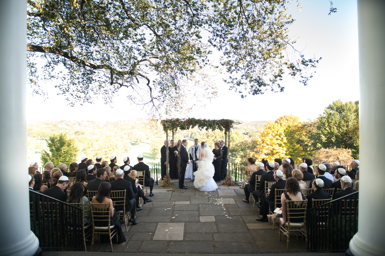 Pittsburgh Field Club Weddings | Elizabeth Craig Photography-92