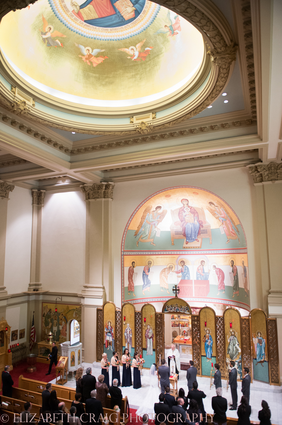 St Nicholas Greek Orthodox Cathedral Weddings Oakland Pittsburgh-0013