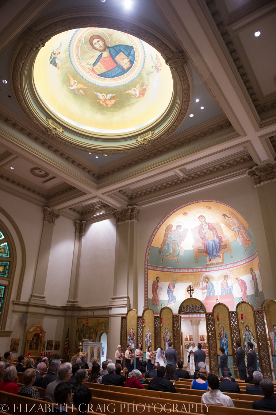 St Nicholas Greek Orthodox Cathedral Weddings Oakland Pittsburgh-0020