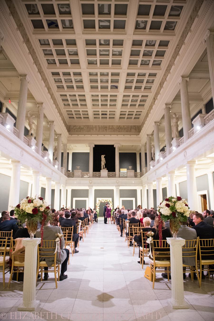 Carnegie Museum of Art Weddings | Elizabeth Craig Photography-0050
